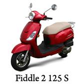 Sym Fiddle 2 125 S