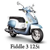 Sym Fiddle 3 125i