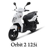 Sym Orbit 2 125i